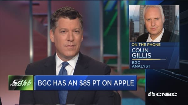PRO Uncut: Apple cut to sell BGC