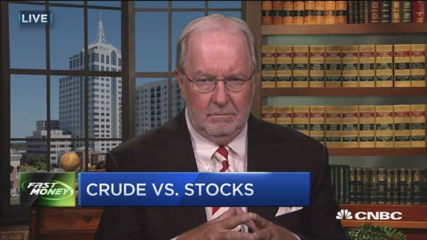 Crude & stocks not as correlated as you think: Gartman