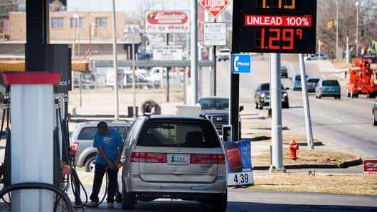Cheap gas prices