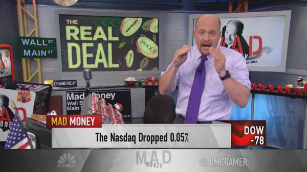 Cramer: Everyone got the Yahoo-Verizon deal all wrong