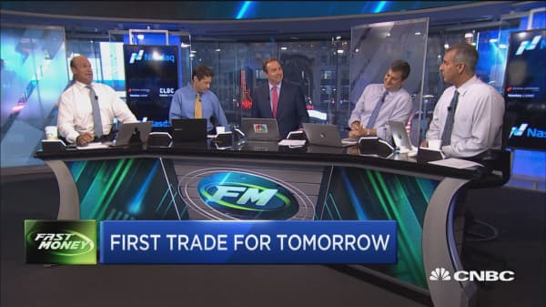 Final Trades: Twitter, Texas Instruments, & more