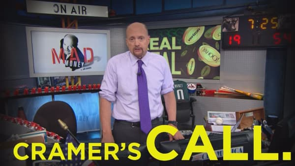 Cramer Remix: The real story on Yahoo deal