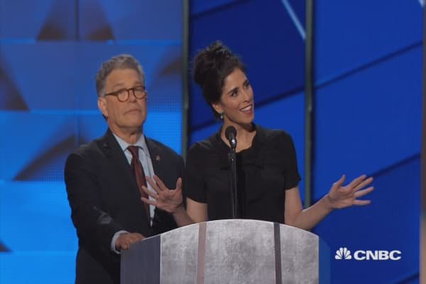 Sarah Silverman: Sanders helped wake America up
