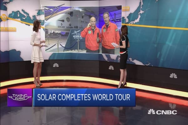 What's next for Solar Impulse?