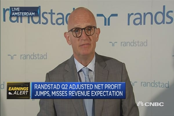 See continued growth in many markets: Randstad CFO