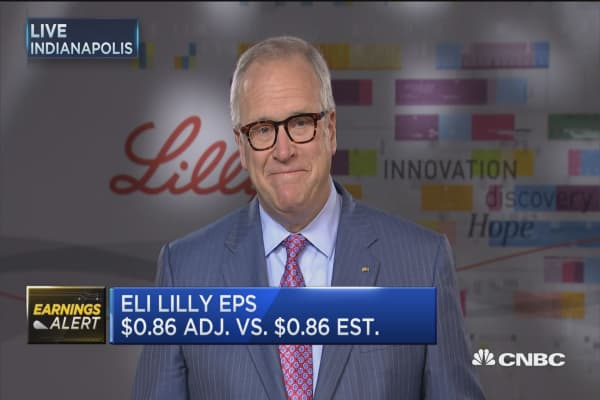 Eli Lilly CEO: Keep drug prices in perspective
