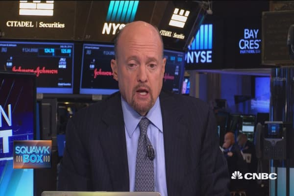 Cramer eyes oil and US dollar