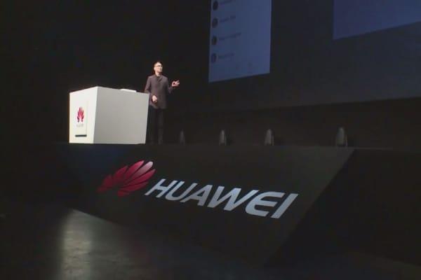 Huawei saw 25-percent surge in smartphone shipments