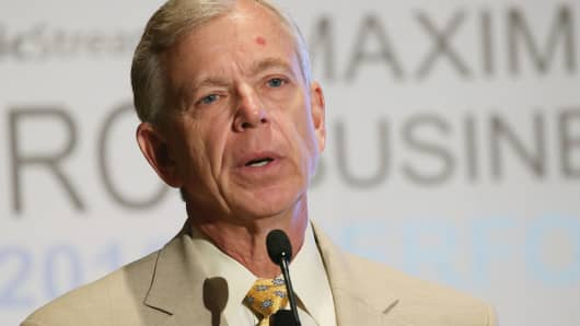 Lowell McAdam, CEO of Verizon Communications