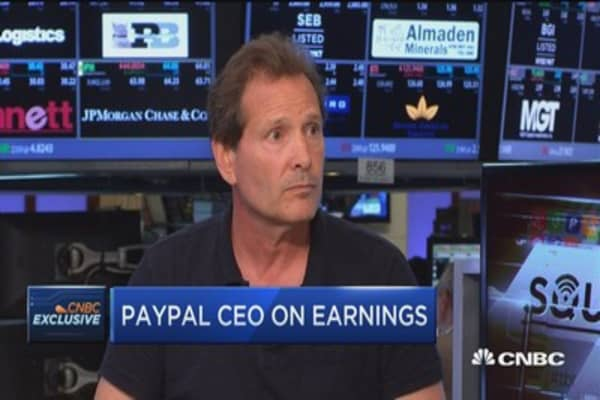 PayPal CEO on Venmo