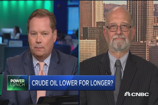 Crude's new normal