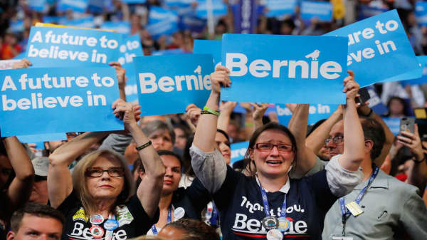 We asked Bernie fans whether Hillary could win them over
