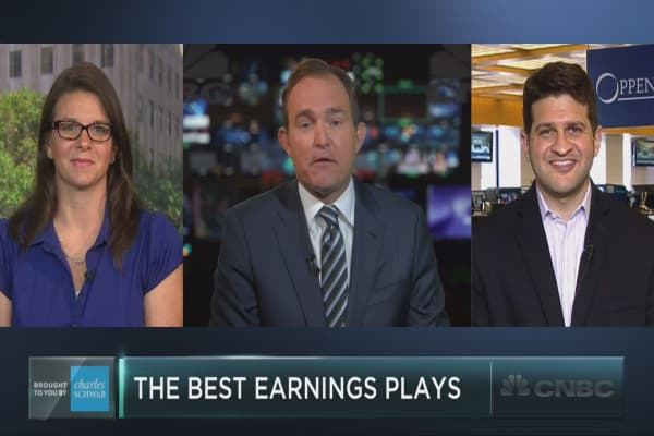 The most promising stocks this earnings season