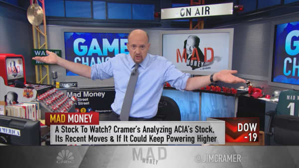 Cramer: This red-hot IPO should never have been priced so low