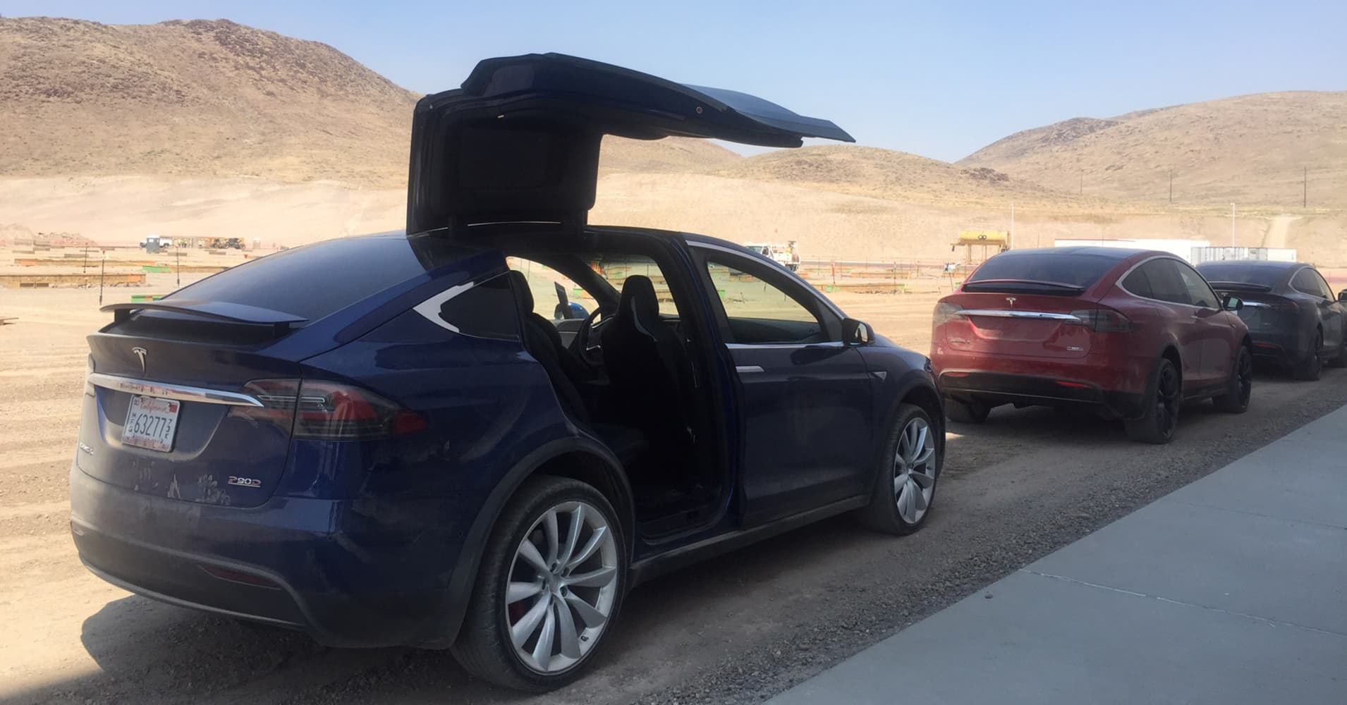 Tesla whistleblower tweets details about allegedly flawed cars, scrapped parts