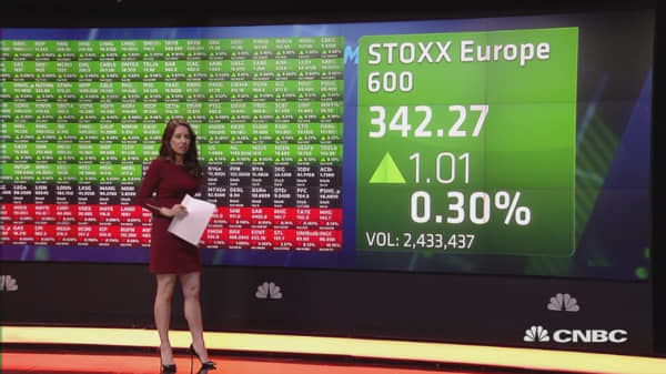 Europe opens higher ahead of Fed decision