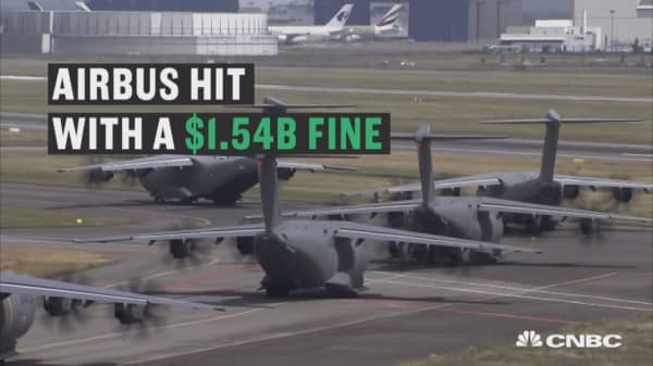 A400M and A350 cost Airbus big