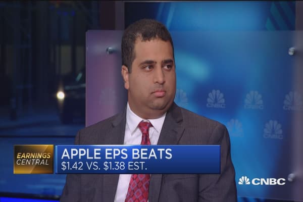 Expect 'significant upgrade cycle' for Apple: Pro