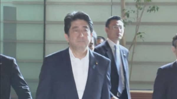Japan's Abe to announce $265B stimulus package