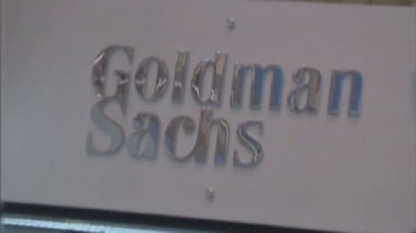 Goldman Sachs hit with lawsuit over 1MDB ties