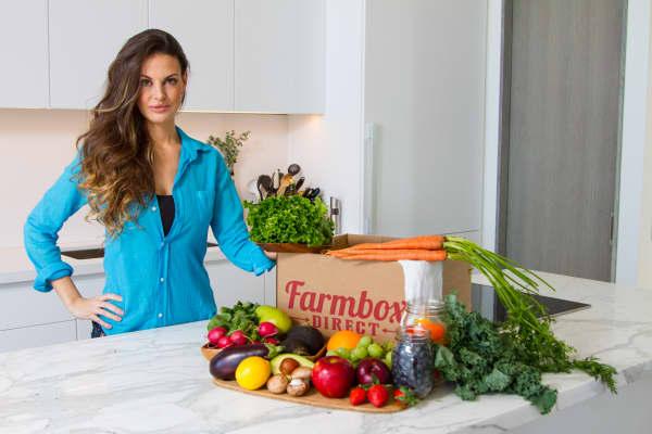 Ashley Tyrner, Founder & CEO Farmbox Direct