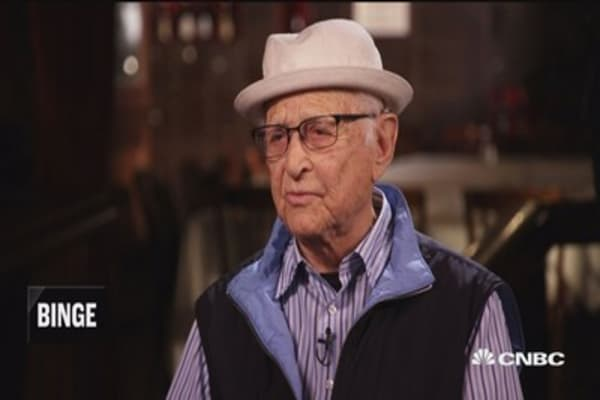 Happy 94th birthday Norman Lear