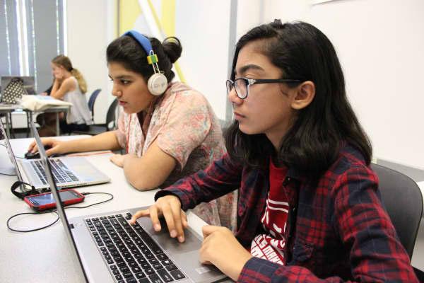 Girls seeking more jobs in gaming take on 'bro culture'
