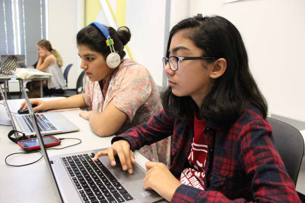 Nabeha Barkatullah, Girls Make Games student
