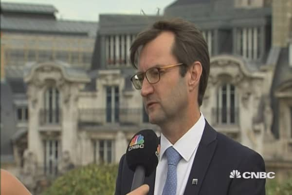 Stress tests are a good tool: BNP Paribas CFO