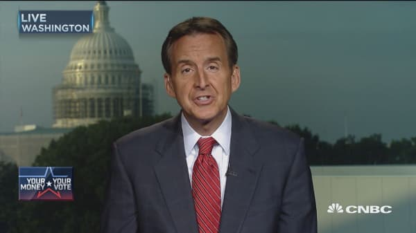 Making the case for Trump: Tim Pawlenty