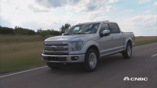Ford falls short of estimates