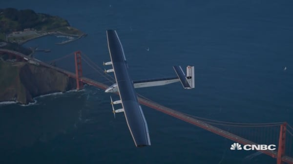Solar planes could be the future of flying