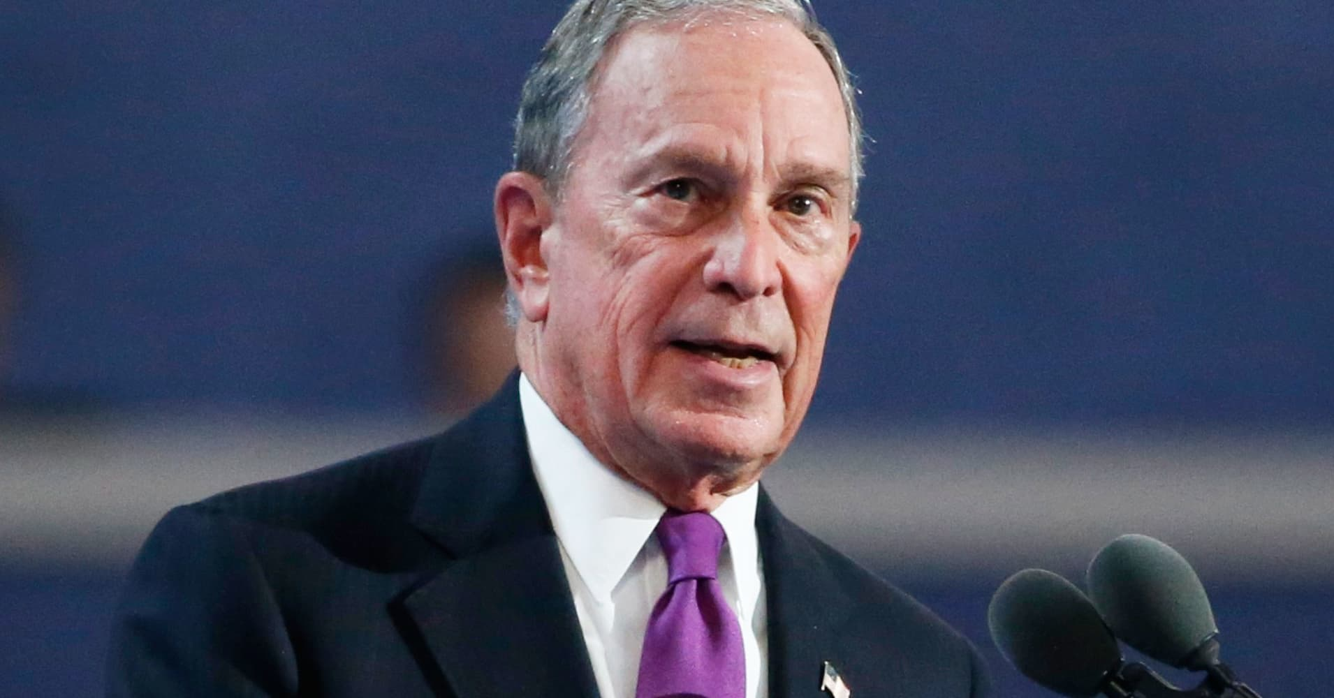 Michael Bloomberg will not run for president in 2020