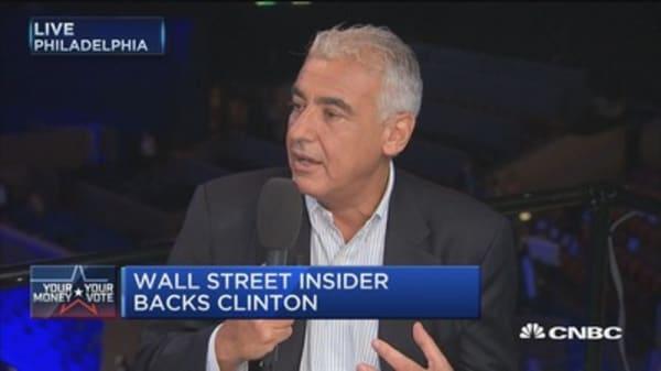 Billionaire Marc Lasry on the markets
