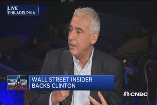 Billionaire Marc Lasry on the markets