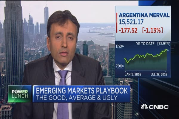 Rise of emerging markets