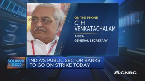 India Banking Union