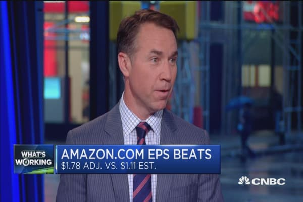 Amazon posts big Q2 beat