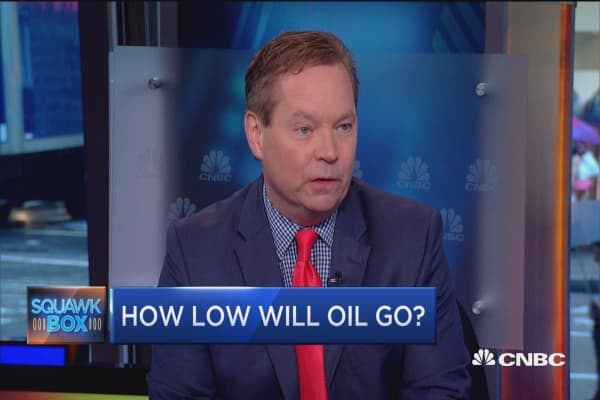 Oil could slip to $35: Pro