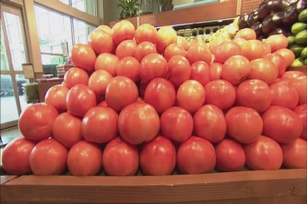 California's tomato industry seeing red