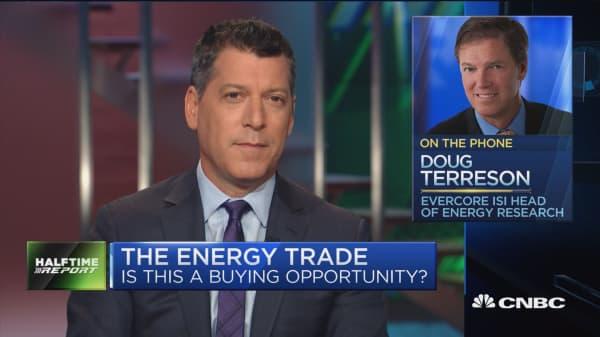 Turmoil in the energy sector