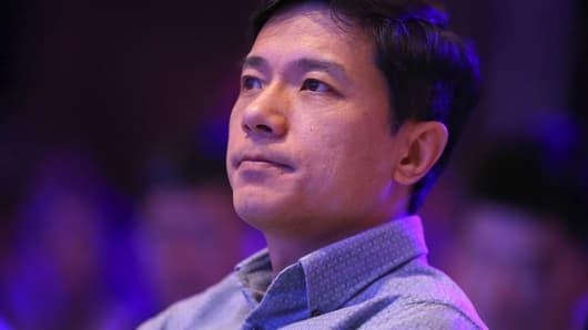 Baidu Chairman and CEO Robin Li