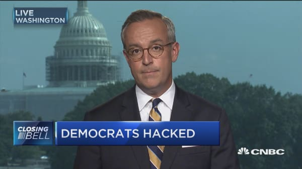 DCCC on Hacking: This is similar to DNC breach