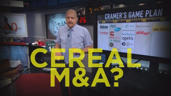 Cramer Remix: Politics could make a huge impact on this stock