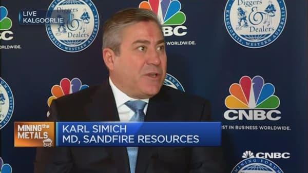 Sandfire Resources