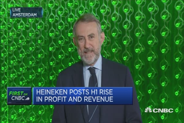 Heineken CEO: Remain optimistic on Africa investments