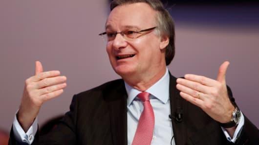 Pierre Nanterme, CEO of Accenture Plc