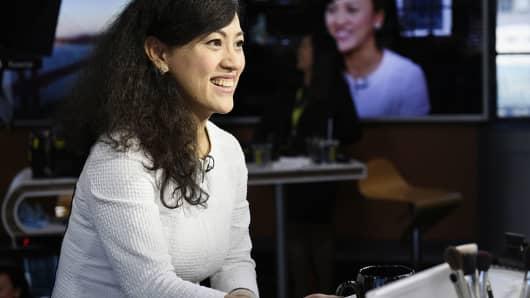 Jean Liu, president of Didi Chuxing