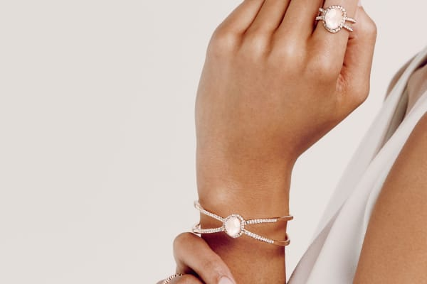Chloe + Isabel's jewelry ranges from $18 to $200.