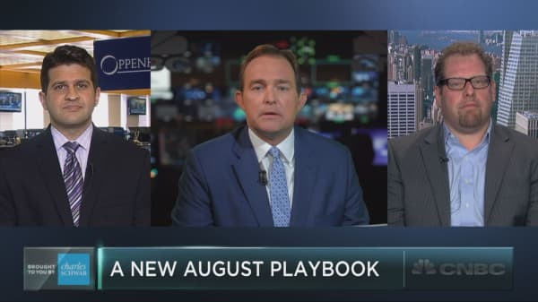 Here's your new August playbook: Oppenheimer analyst